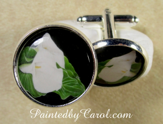 Cufflinks – who knew?